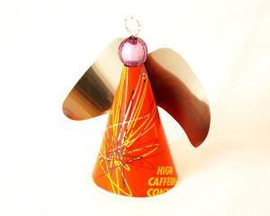 IL Engel av brusboks oransje