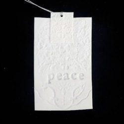 "LF prayer flag ""Peace"""